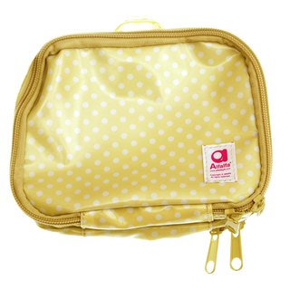 Mizutama sac Travel small pouch - Yellow