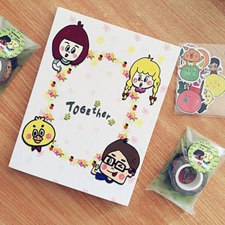 ❒Together / Notebook