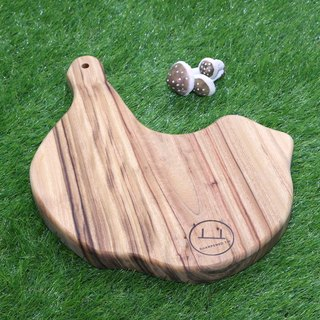 Chicken Maryland Shaped Serving Board