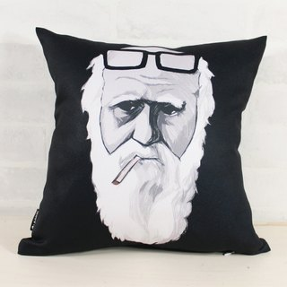 Cigarettes Darwin - Home Decor Home Decor Pillow Home Decor Interior Design Car Pillow Lunch Break Gift -H Stuff Room