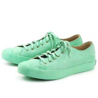 EYE M1154C Mint leather sneakers