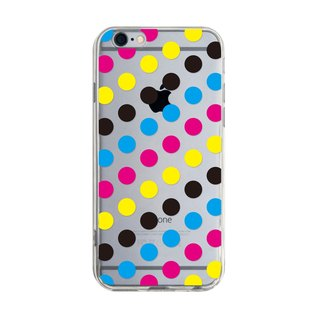CMYK Dot - Samsung S5 S6 S7 note4 note5 iPhone 5 5s 6 6s 6 plus 7 7 plus ASUS HTC m9 Sony LG G4 G5 v10 phone shell mobile phone sets phone shell phone case