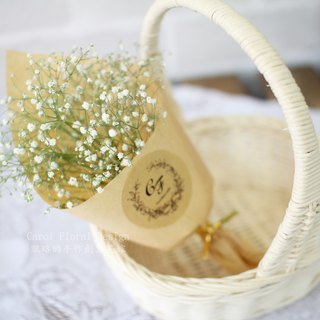 [Stars] Small bouquet - eternal flower / dried flower / bouquet jewelry / wedding bouquets Bouquet / Flower Ceremony