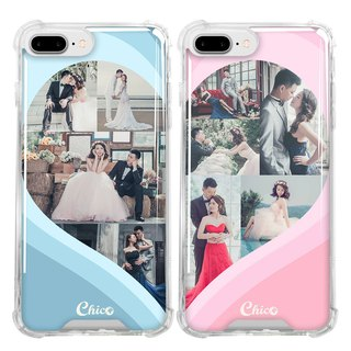 Painted anti-gravity anti-fall custom-made mobile phone case [Lovely Package]
