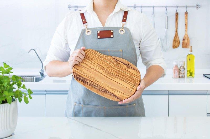 30公分Original原生橄欖木砧板-料理/上菜/擺盤