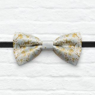 Style 0318 Printed Bowtie - Modern Boys Bowtie, Toddler Bowtie Toddler Bow tie, Groomsmen bow tie, Pre Tied and Adjustable Novioshk