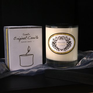 Classic 隽永调│ Jasmine Garden Pure Plant Soy Wax Oil Candle