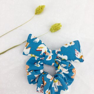 Color birds light water blue models - donut butterfly hair bundle --- Butterfly wings lovely broken tables