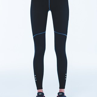 【SUPERACE】WOMEN'S COMPRESSION TIGHTS / BLACK