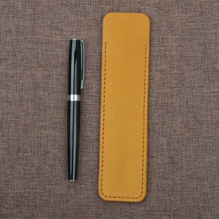Handmade leather pen sets pen first layer of leather Montblanc Wei Di Wenling United States Pike hero Namiki pen single pen gift sets Gifts