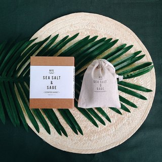 [BITS plant fragrance package] sea salt sage Sea Salt & Sage