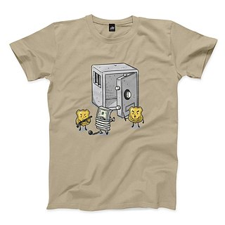 Money Kings - Khaki - Neutral T-Shirt