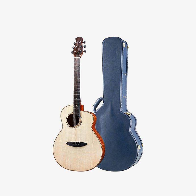 LS500 - 41吋吉他 - 月亮雲杉/非洲桃花心木