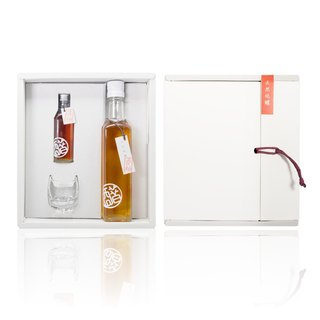 Fantasy Beverage Gift Box - Grapefruit 250ml, Luoshen Vinegar 50ml