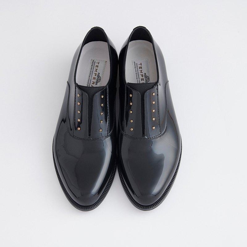 OMBRE (BLACK) PVC牛津鞋