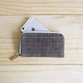 Brown Mobile phone Bags for I-Phone 7