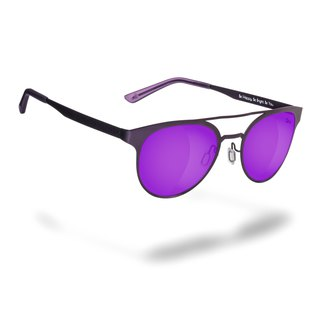2NU - GAIA Sunglasses - Peach Purple