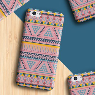 Tribal-Pink phone case