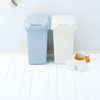 H&H deodorant-linked trash can 33L multi-color optional