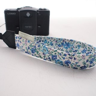 hairmo-2018 Blue Garden Wrist Camera Belt