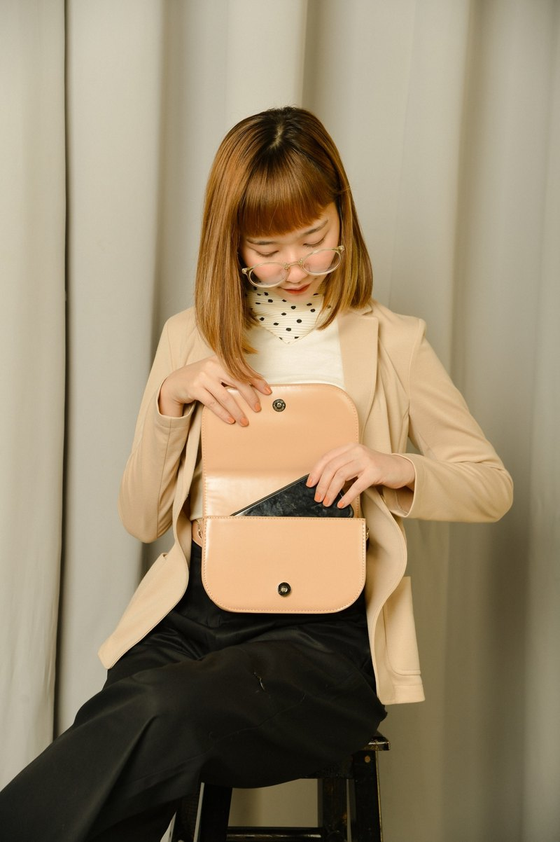 Highestjump belt bag (cream)