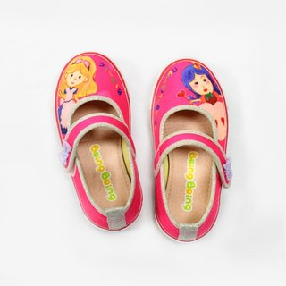 Story shoes - Pink (Alice in Wonderland)