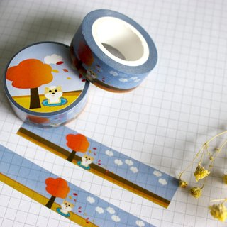 Firewood paper tape - Akiba articles