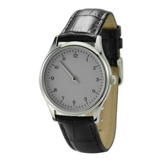 Slow Time Watch Numbers - Unisex Watch - Men Watch, Women Watch - Free ship
