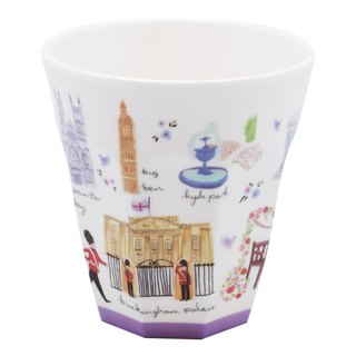 Aimez le style cup - illustrations London <A02068>