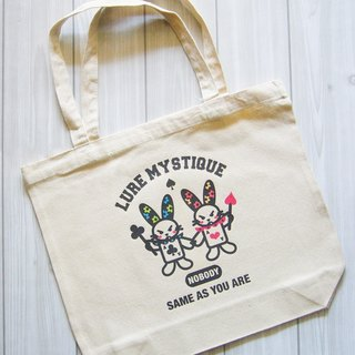 Lure Mystique - Karina Wonderland Card Soldiers horizontal canvas bag canvas shoulder bag shopping bags