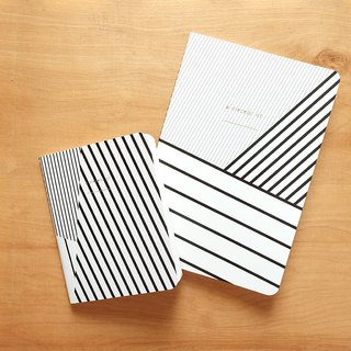 Notebook set : Line (set of 2)