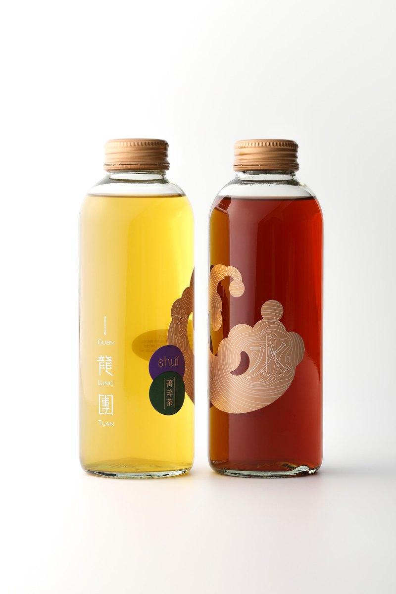 水 - 菁淬茶 | 桂花尋露 500ml
