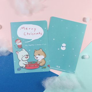 Christmas Thief | Christmas Cards