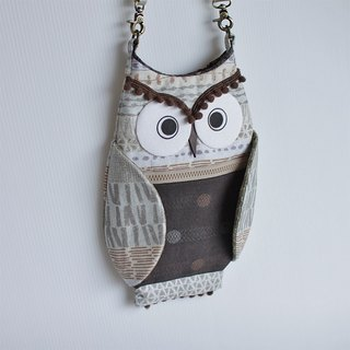 Owl Crossbody Bag No.6