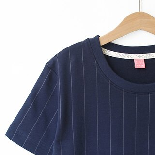 Grace Straight Stripe Tee - only XS number
