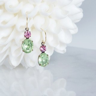 【14KGF】 Rock Candy/Chrysolite&Rose Pink