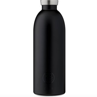 New 24Bottles Clima Black (850ml) - Warm 12hr cold 24hr