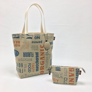 ✎ Zakka retro industrial Rustic Style | Tote bags x-purpose combination | Gourmet discourse