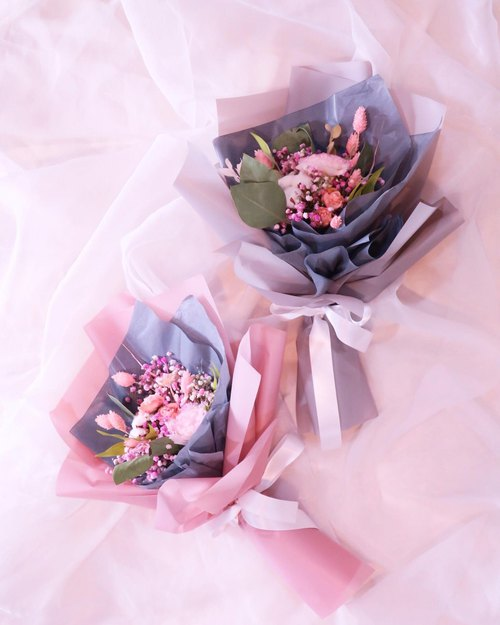 one flower korean bouquet everlasting carnation mother s day bouquet