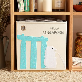 United States kaikai & ash toy storage box - HELLO ! Singapore Singapore