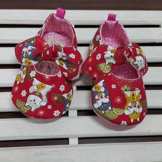 Lucky Shiba girl baby toddler shoes