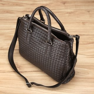 STORYLEATHER build Style 6550 woven bag