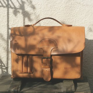 Leather bag _B046