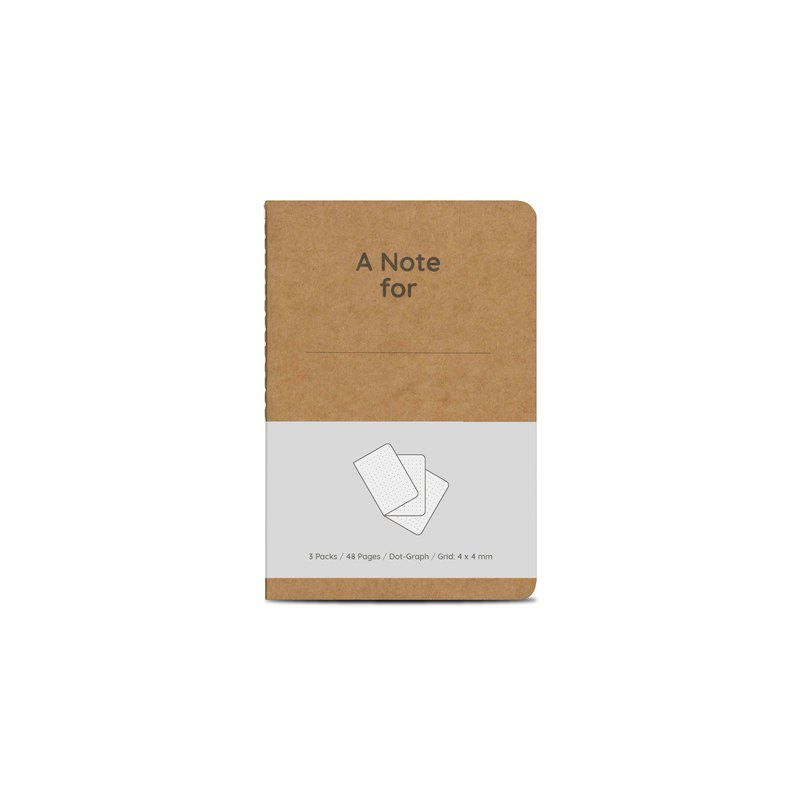 [DoBo] Notebook with notebook (three entries)
