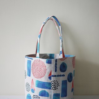 Moshimoshi | Round bottom bag - genie