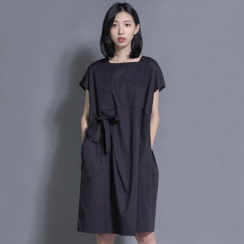 SU: MI said Twilight Twilight Strap Dress_7SF023_ Black Streaks