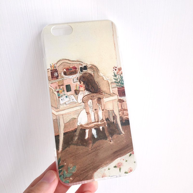 Girly Room Phone Case