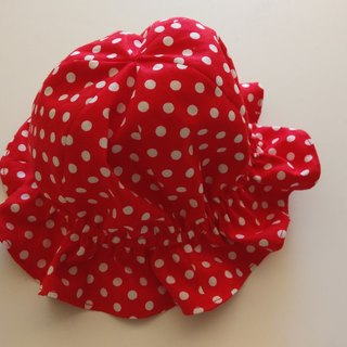 Red bottom little moon gift baby hat