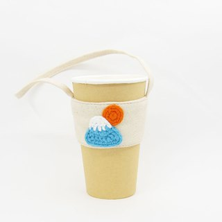 Mt. Fuji / Eco Bag / Beverage Bag / Cup Set