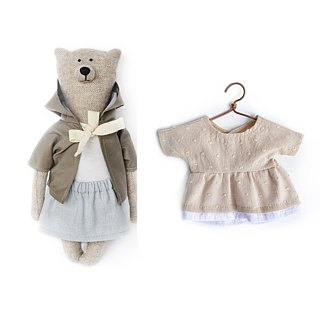 PK bearsI Mina small bear(23cm)